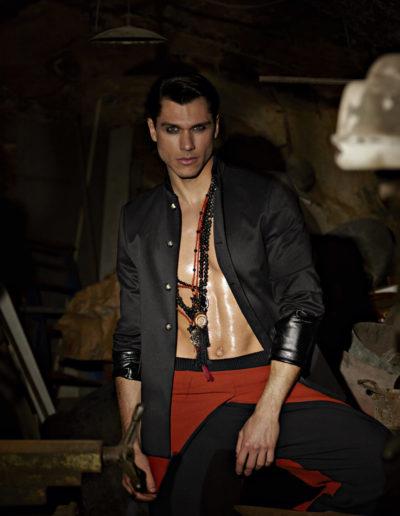 Gabriele Vinciguerra fashion photographer