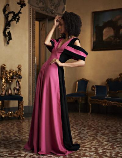 Palazzo Visconti 17 giugno 2018 shooting modelle