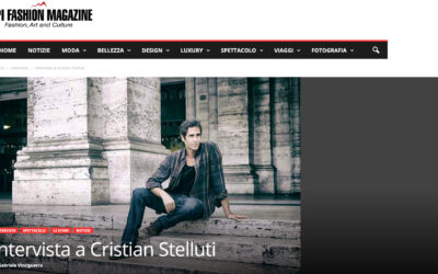 Intervista a Cristian Stelluti