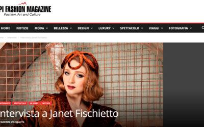 Intervista a Janet Fischietto