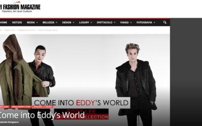 Come into Eddy's World