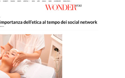 L'importanza dell'etica al tempo dei Social Network