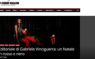 Editoriale di Gabriele Vinciguerra: un Natale in rosso e nero