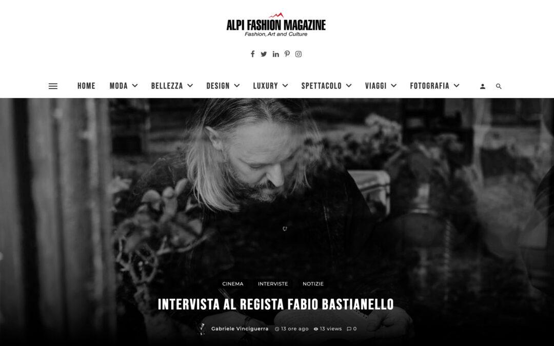 Intervista al Regista Fabio Bastianello