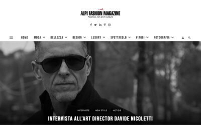 Intervista all'Art Director Davide Nicoletti