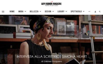 Intervista alla scrittrice Simona HeArt