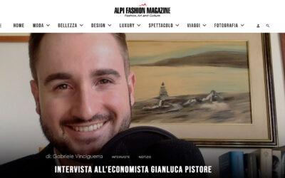 Intervista all'Economista Gianluca Pistore